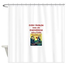1 Shower Curtain