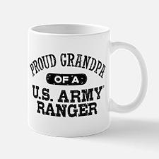 Army Ranger Grandpa Small Small Mug