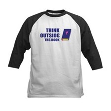 Outside the Book Tee
