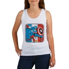 Captain Action Women's Tank Top