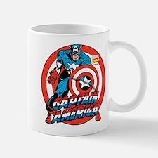 Captain America Mug