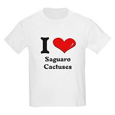 I love saguaro cactuses T-Shirt