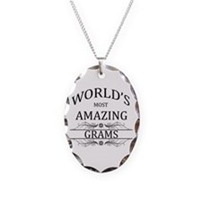 World's Most Amazing Grams Necklace