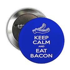 """Eat Bacon 2.25"""" Button"""