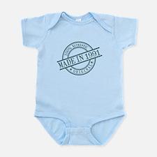 Made in 1991 Infant Bodysuit