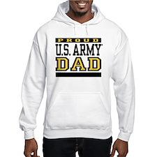 Proud U.S. Army Dad Hoodie