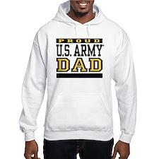 Proud U.S. Army Dad Jumper Hoody