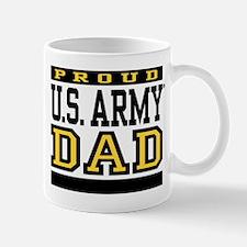 Proud U.S. Army Dad Mug