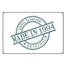 Made in 1994 Banner