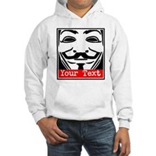 Custom Guy Fawkes Hoodie