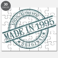 Made in 1995 Puzzle