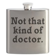 Not that kind of doctor  Flask