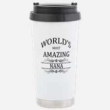 World's Most Amazing Na Travel Mug