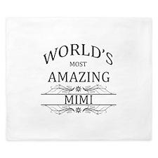 World's Most Amazing Mimi King Duvet
