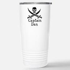 Captain Dan Travel Mug