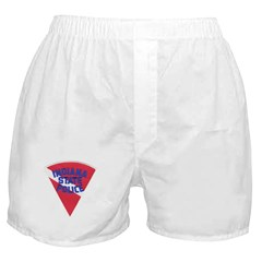 Indiana State Police Diver Boxer Shorts