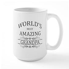 World's Most Amazing Grandpa Mug