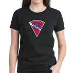 Indiana State Police Diver Women's Dark T-Shirt