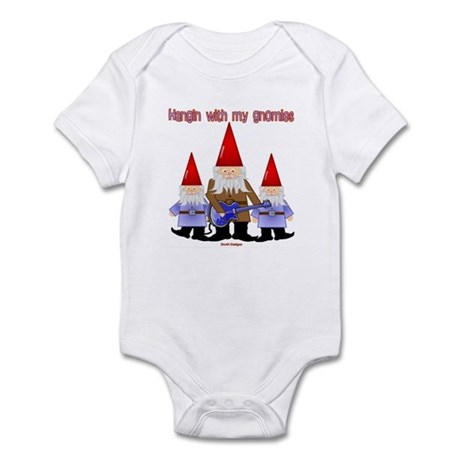 Hanging With My Gnomies Infant Bodysuit
