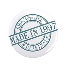 "Made in 1997 3.5"" Button"