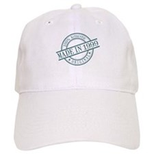 Made in 1999 Cap