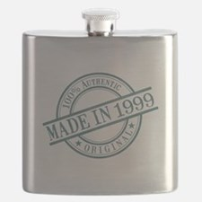 Made in 1999 Flask