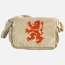 Netherlands Lion Messenger Bag