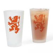 Netherlands Lion Drinking Glass