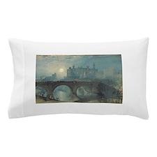 Turner Alnwick Castle Pillow Case