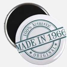 Made in 1966 Magnet