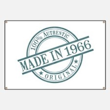 Made in 1966 Banner