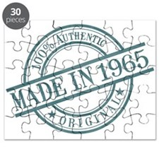 Made in 1965 Puzzle