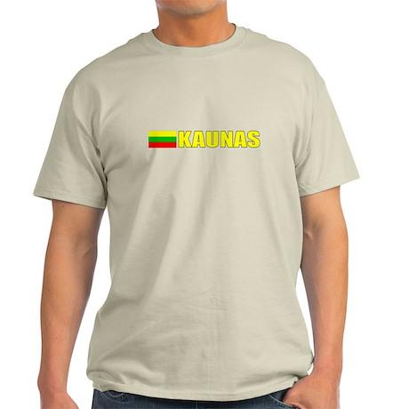 Kaunas, Lithuania Light T-Shirt