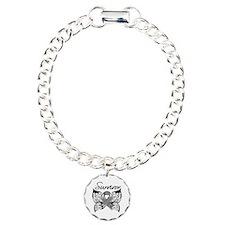 Parkinsons Disease Survi Charm Bracelet, One Charm