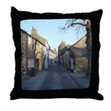 cartmel street Throw Pillow