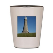 hoad monument wide angle Shot Glass