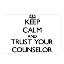 Keep Calm and Trust Your Counselor Postcards (Pack