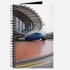 cardiff bay visitor centre Journal