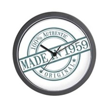 Made in 1959 Wall Clock