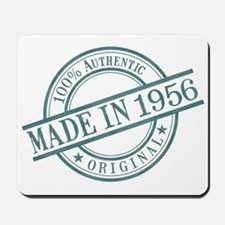 Made in 1956 Mousepad