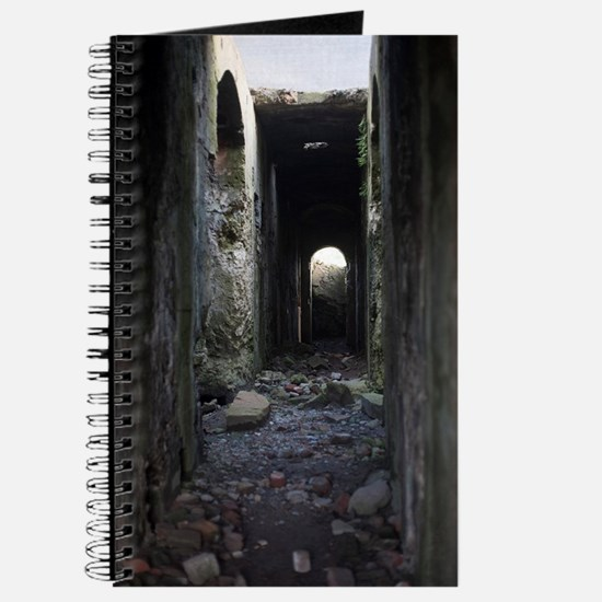 Ruins of a mine Journal