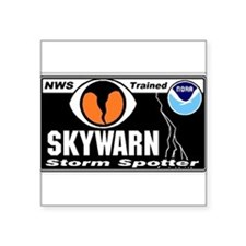 skywarn_noaa_trained Sticker