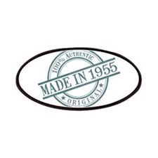 Made in 1955 Patches