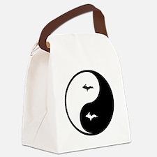 U.P._Ying_Yang.gif Canvas Lunch Bag