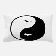 U.P._Ying_Yang.gif Pillow Case