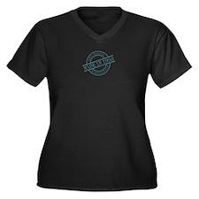 Made in 1953 Women's Plus Size V-Neck Dark T-Shirt