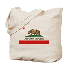 California State Flag Tote Bag