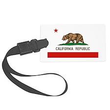 California State Flag Luggage Tag