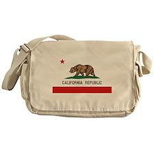 California State Flag Messenger Bag