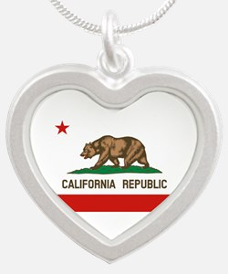 California State Flag Necklaces
